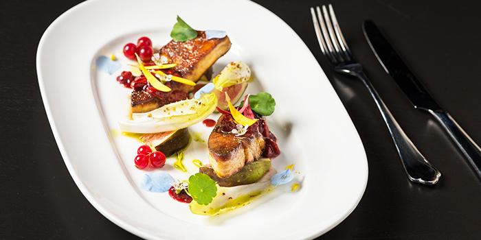 Salmon from FED Restaurant & Sky Lounge located in Luwan, Shanghai