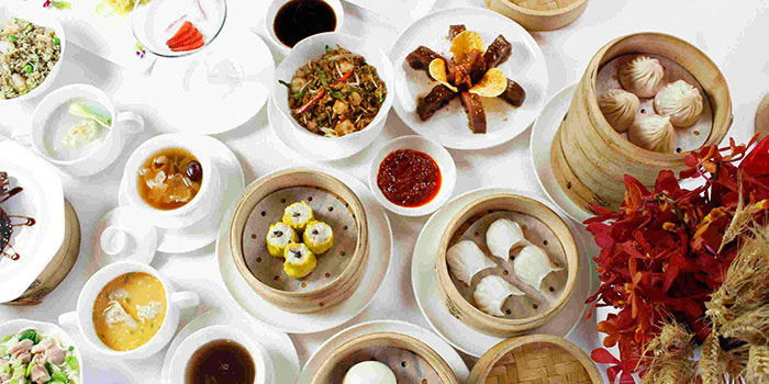 Dim Sum of Whampoa Club lotaced on Zhongshan Dong Yi Lu, Huangpu District, Shanghai, China