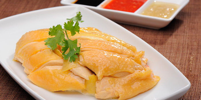 Chicken of Molokai located in Xingye Lu, Luwan, Shanghai