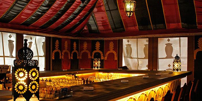 Indoor of Barbarossa located in People