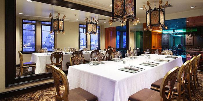 Indoor of Whampoa Club lotaced on Zhongshan Dong Yi Lu, Huangpu District, Shanghai, China