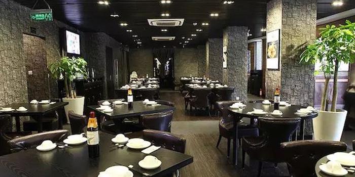 Indoor of Mr Pots located on Yan