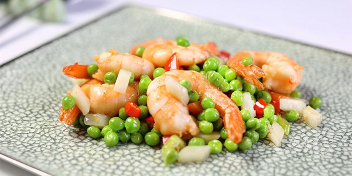 Shrimp of Whampoa Club lotaced on Zhongshan Dong Yi Lu, Huangpu District, Shanghai, China