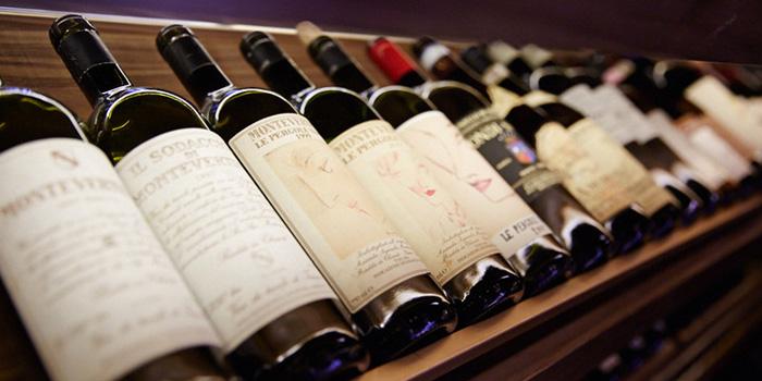 Wine of Bianchi & Bella Ciao located on Jianguo Zhong Lu, Luwan, Shanghai
