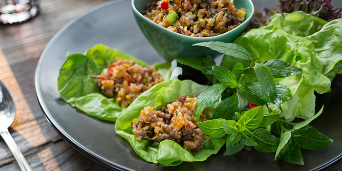 Issan Larb from Ginger Modern Asian Bistro located in Xuhui, Shanghai