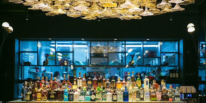 Bar of Bund 1 located in Huangpu, Shanghai