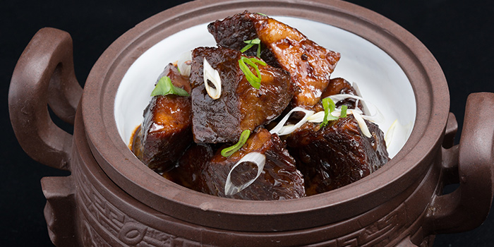 Beef from Crystal Jade Restaurant (Westgate) located in Jing
