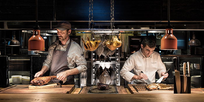 Cavery of The Chop Chop Club | Unico located in Huangpu, Shanghai