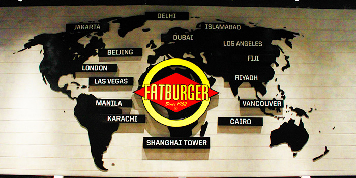 Fatburger Map of Fatburger (Shanghai Tower) located in Pudong, Shanghai