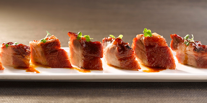 Honey Roasted Pork from Crystal Jade Restaurant (Westgate) located in Jing