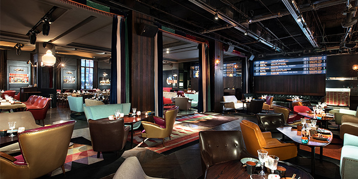 Interior of The Chop Chop Club | Unico located in Huangpu, Shanghai