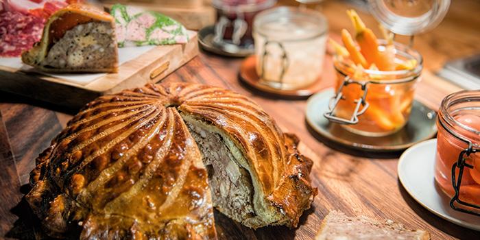 Meat Pie from The Chop Chop Club | Unico located in Huangpu, Shanghai