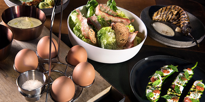 Salad from The Chop Chop Club | Unico located in Huangpu, Shanghai