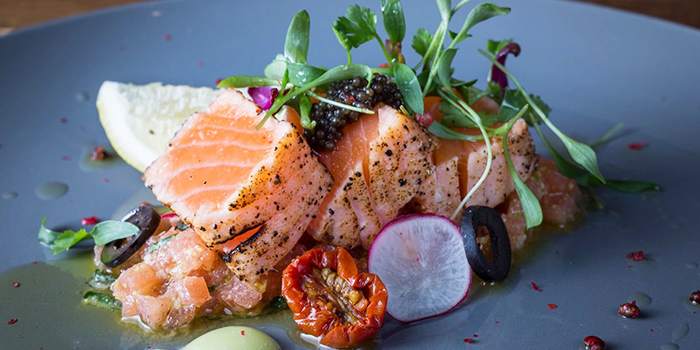 Salmon from Foreplay located in Xuhui, Shanghai