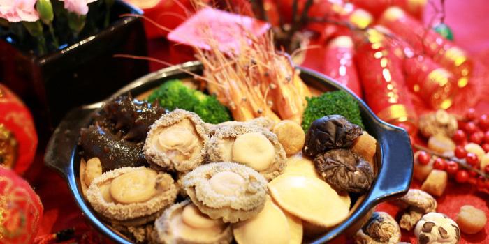 Food of Dragon Phoenix located on Nanjing Dong Lu, Huangpu, Shanghai