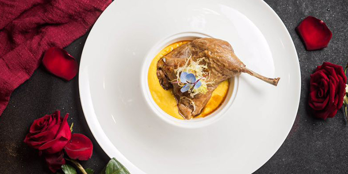 Duck Confit from Lunette by Amanda located in Luwan, Shanghai