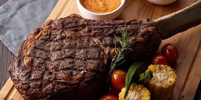Steak from Vintage Element Fresh (Xintiandi) located in Huangpu, Shanghai