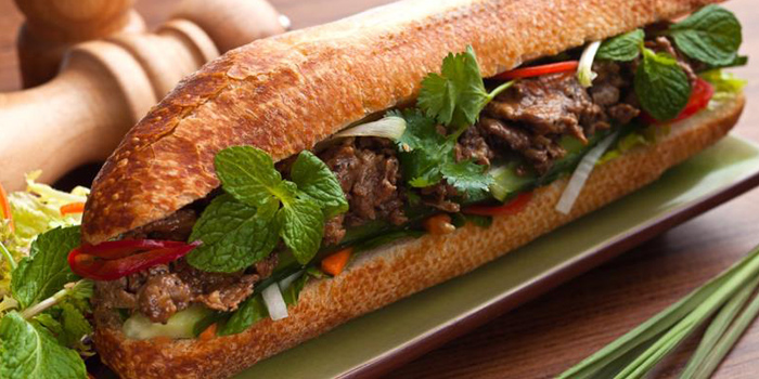 Bahn Mi from Cyclo (Julu Lu) located in Jing