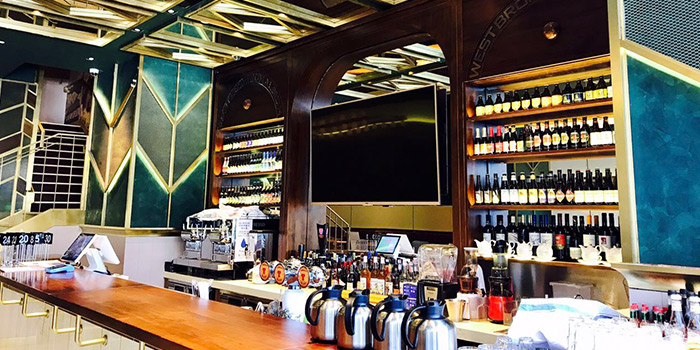 Bar of The Isles (Changning Raffles City) located in Changning, Shanghai