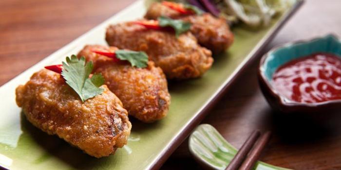 Chicken Wings from Cyclo (Julu Lu) located in Jing