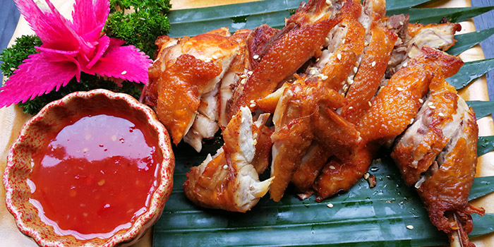 Chicken from Gathering Clouds located in Changning, Shanghai