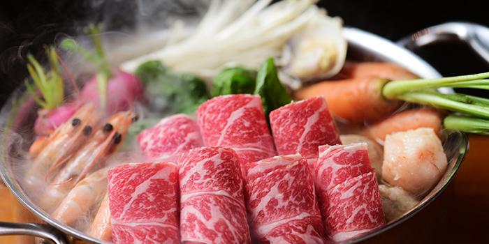 Qimin Organic Hotpot Marketplace (Reel)
