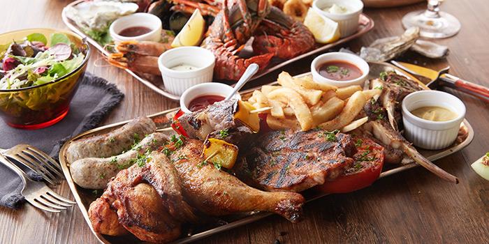 Meat Platter from The Isles (Huaihai Zhong Lu) located in Luwan, Shanghai