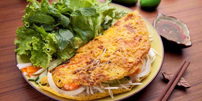 Seafood Omelette from Cyclo (Julu Lu) located in Jing