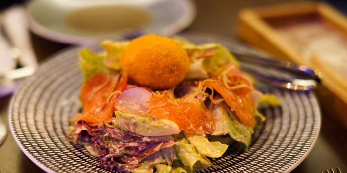 Food of Genesis located on Julu Lu, Luwan, Shanghai