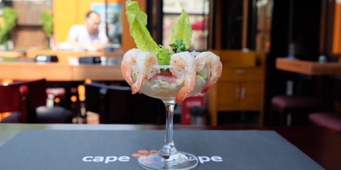 Food of Cape Grape (Hongmei Lu) located on Hongmei Lu, Minghang, Shanghai