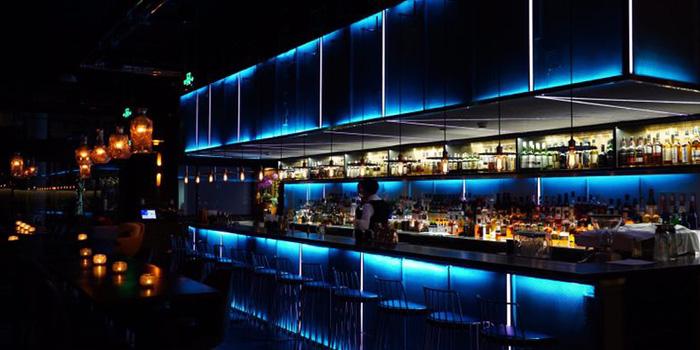 Indoor of Genesis located on Julu Lu, Luwan, Shanghai