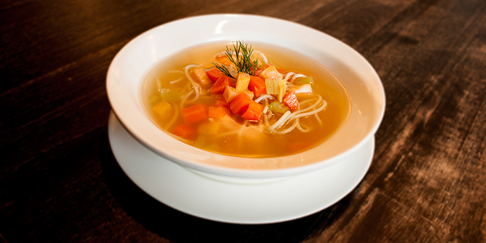 Chicken Noodle Soup from Tocks A Montreal Deli located in Huangpu, Shanghai