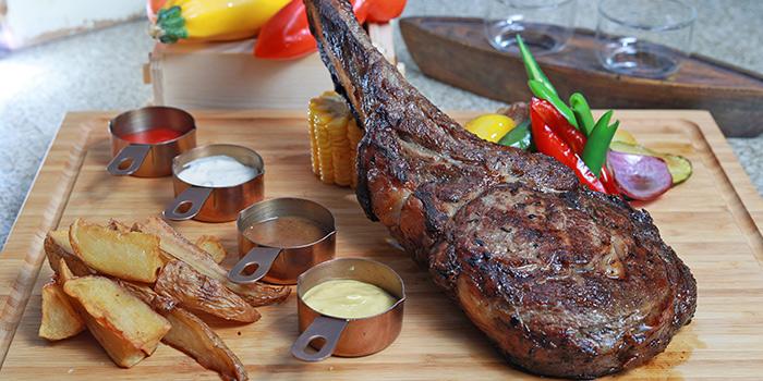 Steak from Hengshan 99 Francis located on Hengshan Lu, Xuhui, Shanghai