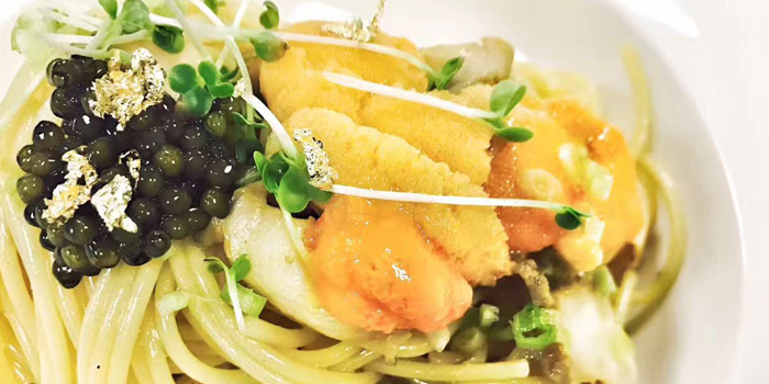 Food of PRIMO1 located on Hubin Lu, Huangpu, Shanghai