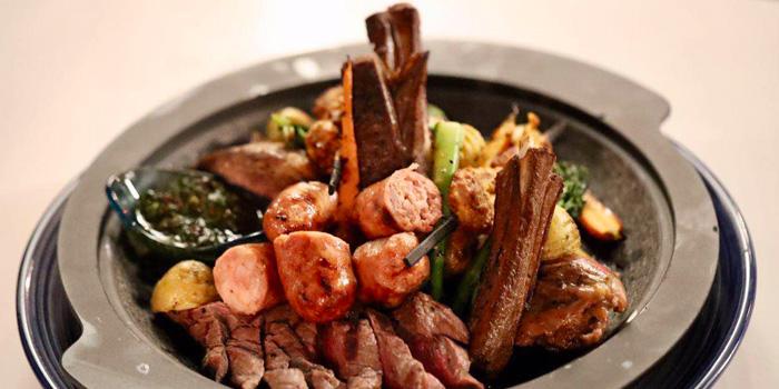Food of Colca located on Hengshan Lu, Xuhui, Shanghai