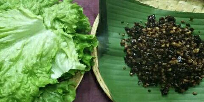 Food of Southern Barbarian located on Jinxian Lu, Luwan, Shanghai
