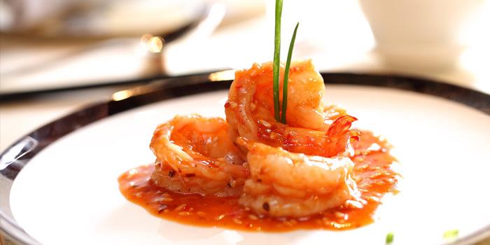 Food of Wei Jing Ge located on ZhongShan Dong Yi Lu, Huangpu, Shanghai