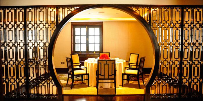 Indoor of Wei Jing Ge located on ZhongShan Dong Yi Lu, Huangpu, Shanghai