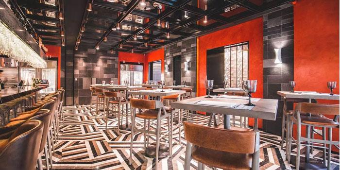 Indoor of PRIMO1 located on Hubin Lu, Huangpu, Shanghai