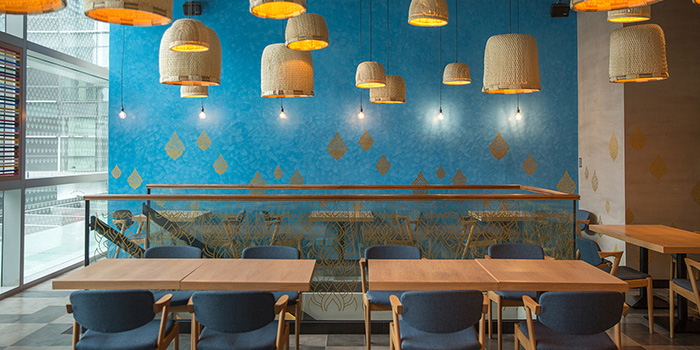 Interinor of Andaman Thai located on Shenchang Lu, Minhang, Shanghai
