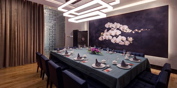 Dining Room of JUMBO Seafood (Beijing SKP) located in Chaoyang, Beijing