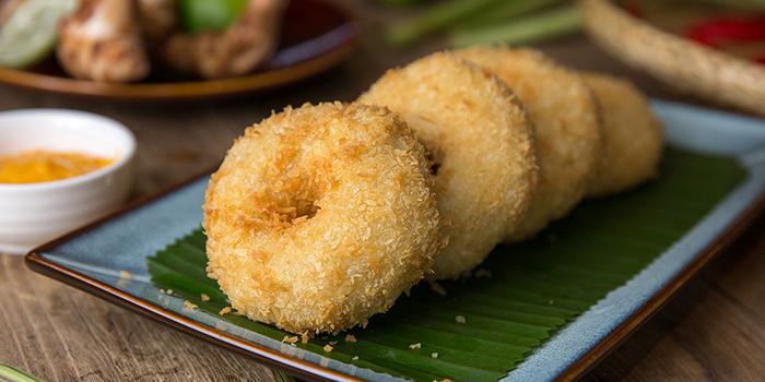 Food of Andaman Thai located on Shenchang Lu, Minhang, Shanghai
