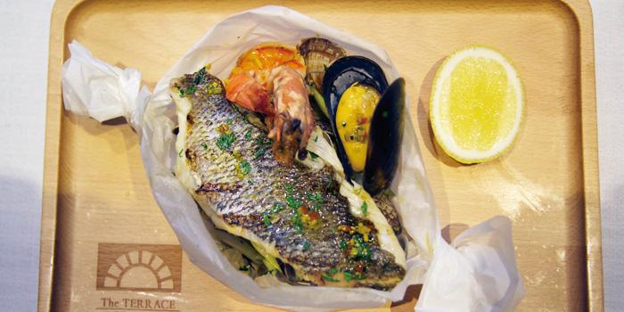 Food of The Terrace (Anfu Lu) located on Anfu Lu, Xuhui, Shanghai