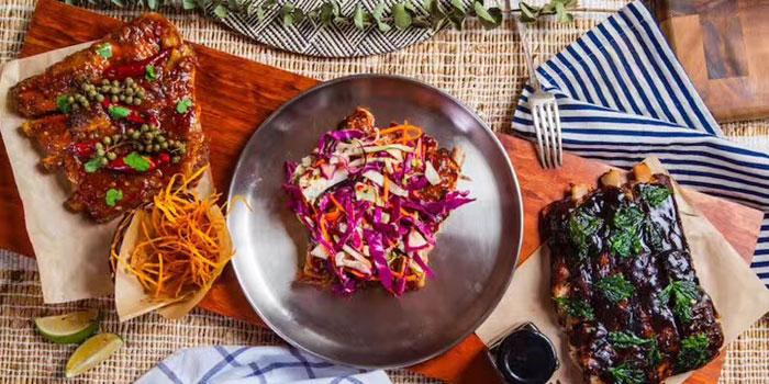Food of JR Recipe located on Fengyang Lu, Shanghai