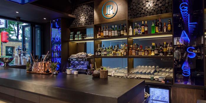 Indoor of JR Recipe located on Fengyang Lu, Shanghai