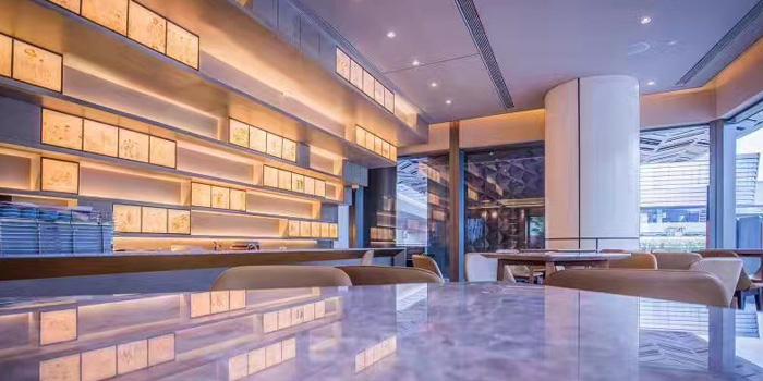 Indoor of Lobby  Lounge located on Shenhong Lu, Changning,Shanghai