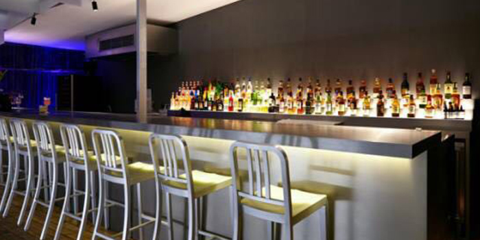 Bar of FED by JULY located in Xuhui, Shanghai