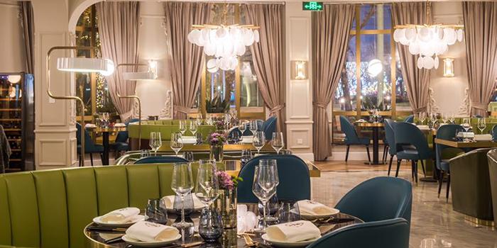 Dining Area of Yun Italia located in Jing