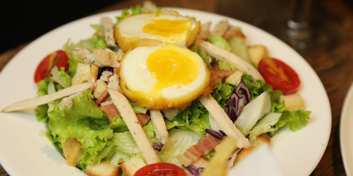 Salad from Lingo Bistrot located in Huangpu, Shanghai