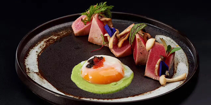 Tuna from Eataly Restaurant & Bar located in Xuhui, Shanghai